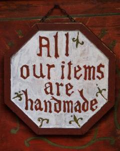 Business of Handmade Items